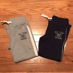 Boys Size 7 Osh Kosh Sweatpants (Set of 2)